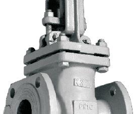 Задвижка стальная клиновая литая с выдвижным шпинделем 30с41нж Ду50 Ру16 (КНР)