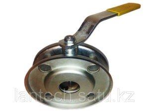 Кран шаровый стальной цельносварной межфланцевый LD Стриж Ду100 Ру16 (Россия)