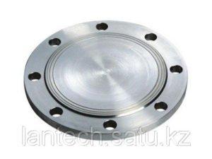 Заглушка стальная фланцевая (фланец глухой) ГОСТ 12836-67 Ду100