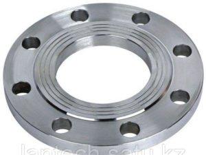Фланец стальной плоский приварной ГОСТ 12820-80 Ду125 Ру10