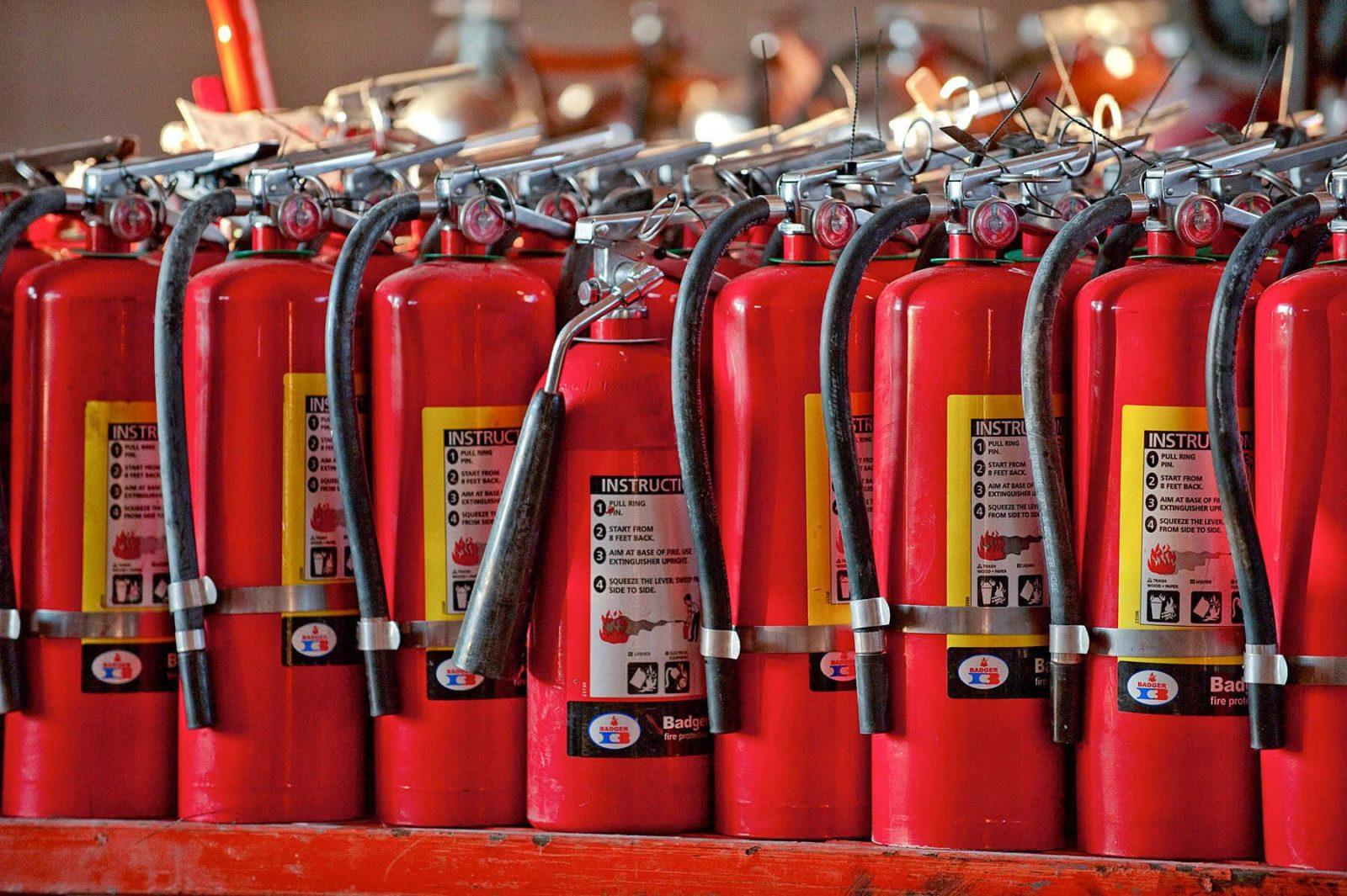 Купить огнетушители в Шымкенте